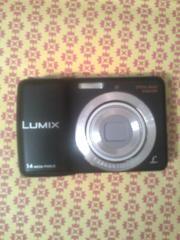 Продам фотоаппарат цифровой Panasonic DMC-LS5