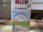детское питание hipp combiotic 2