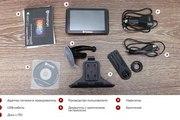 GPS Навигатор планшет Prestigio GeoVision 5850 HD DVR