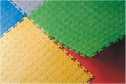 Реализация и монтаж пластиковой плитки «Унипол» из ПВХ