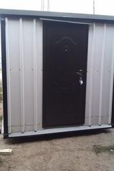 Двери металлические Гродно
