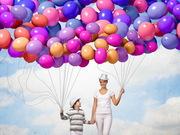 Оформление воздушными шарами свадеб, юбилеев, банкетов, утренников.