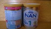 Продам детское питание NAN гипоаллергенный 1