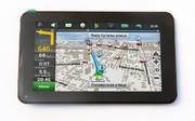 GPS-навигатор для автомобиля с видеорегистратором.
