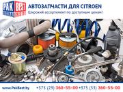 Реализация автозапчастей для Citroen в городе Гродно.