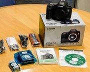 Canon 5D Mark III 24-105mm lens
