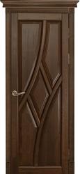 Двери межкомнатные из массива ольхи сосны