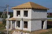 Фундамент,  Подьем Домов,  Блочные дома под ключ в Гродно