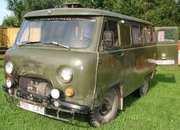 Продам автомобиль УАЗ 452 А